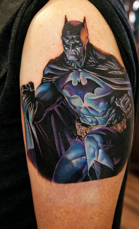 Tattoos - Batman